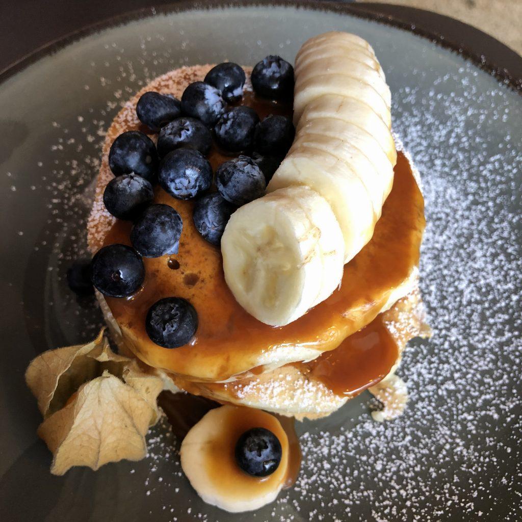 Arzu vegan pancakes