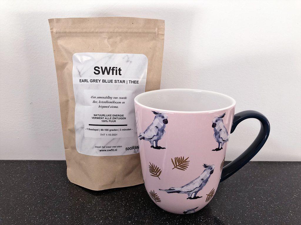 SWfit review tea