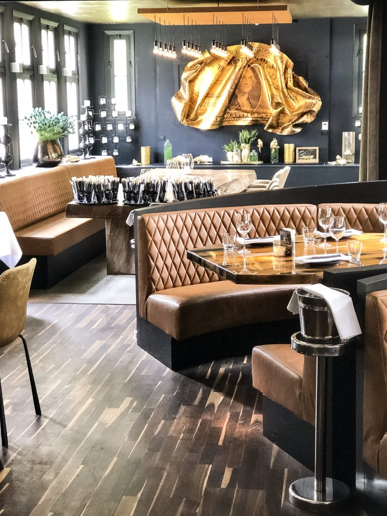 The Harbour Club Rotterdam interieur